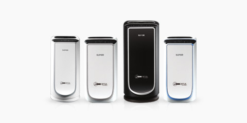 Nanocaptur Air Purifier Series