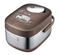 Launched the innovative rice cooker with spheric inner pot, driving the industry revolution again