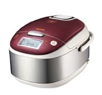 Launched the first IH rice cooker in history