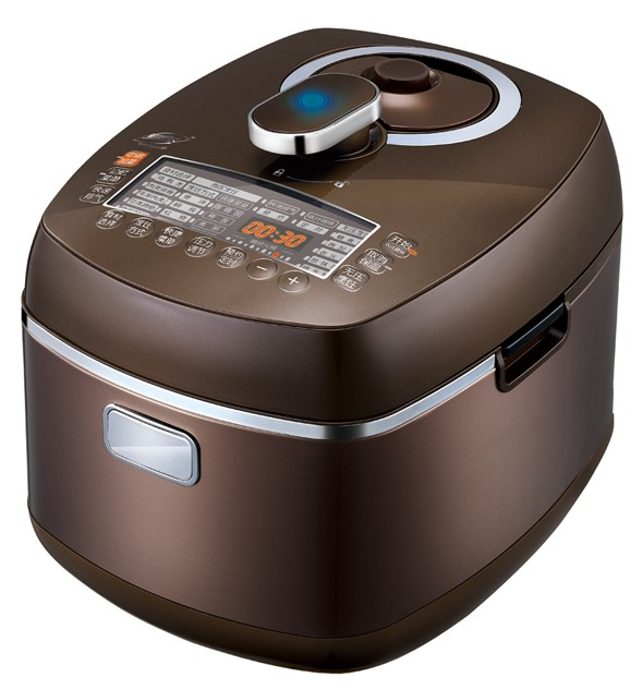 """Fresh Breath"" Spherical Electric Pressure Cooker"