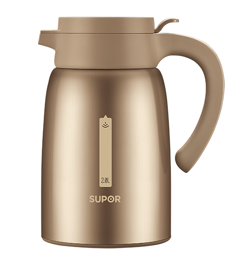 Vacuum Stainless Steel Jug· WOW Champagne 2L